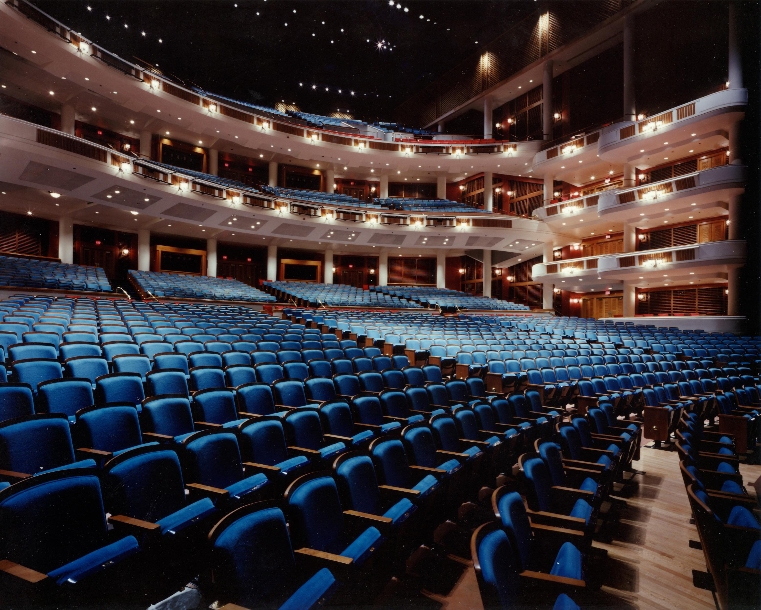 Broward Center for the Performing Arts Location