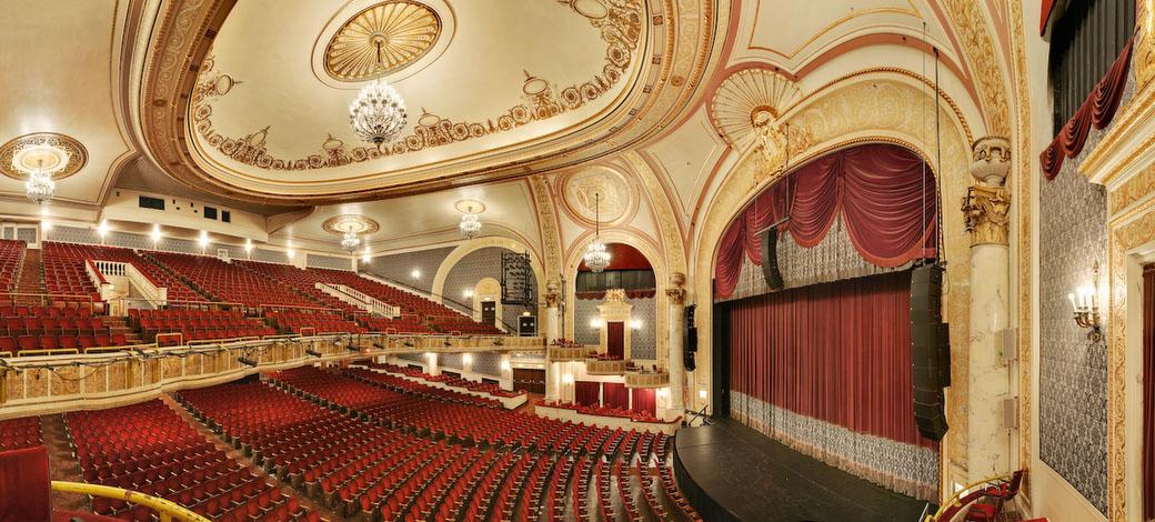 Proctors Capital Repertory Theatre Tipcon